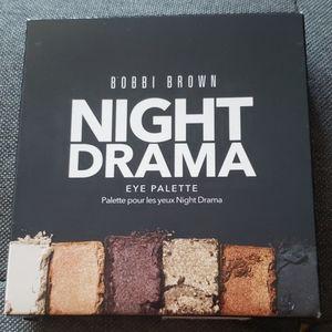 NEW Bobbi Brown Night Drama Eye Pallete